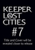 Untitled (Keeper of the Lost Cities, #7)