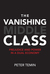 The Vanishing Middle Class by Peter Temin