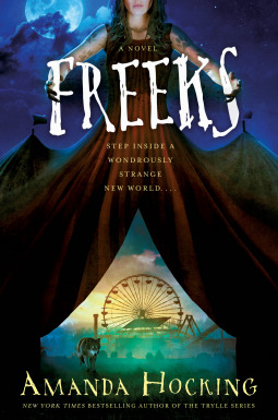 Image result for freeks amanda hocking