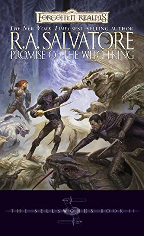 Promise of the Witch-King: The Sellswords, Book II (The Sellswords #2)