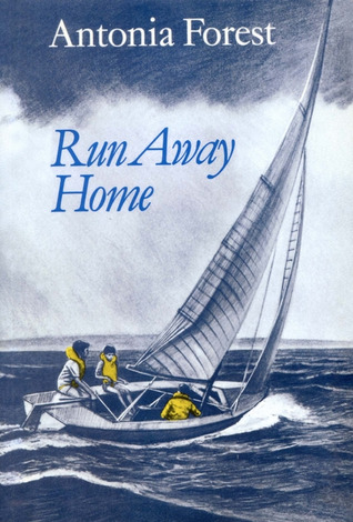 Run Away Home by Antonia Forest