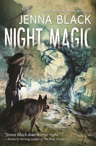 Night Magic (Nightstruck, #2)
