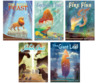Invisible Tails: 5 Volume Set