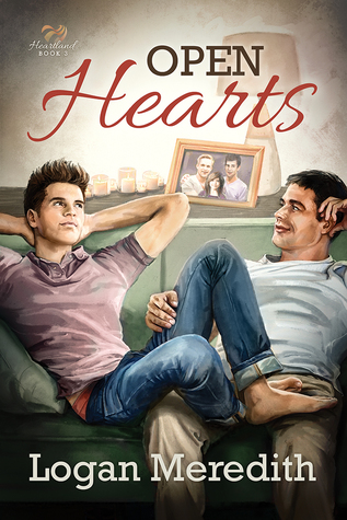 Open Hearts book cover
