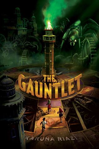 Image result for the gauntlet book