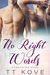 No Right Words (Something More, #1.5)