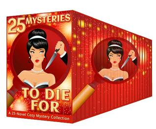 25 Mysteries To Die For