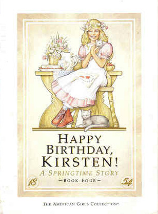 Happy Birthday, Kirsten! by Janet Beeler Shaw