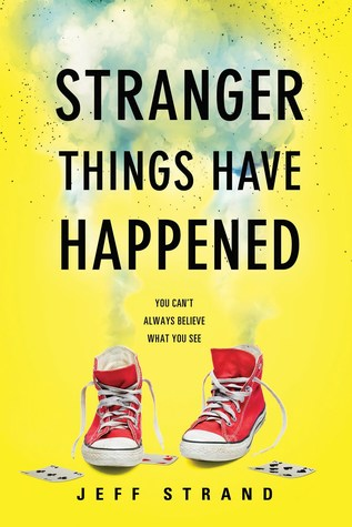 Image result for stranger things have happened strand