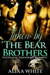 Menage Romance: Taken by The Bear Brothers