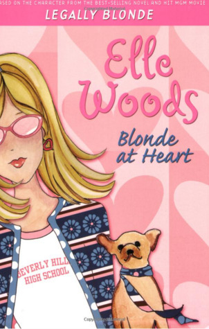 Blonde at Heart by Natalie Standiford