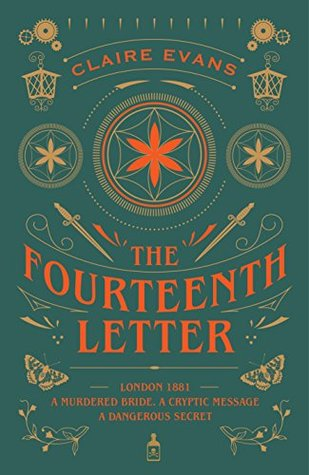 Image result for The Fourteenth Letter by Claire Evans