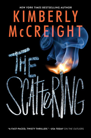 The Scattering (The Outliers, #2)