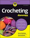 Crocheting For Dummies, + Video (For Dummies (Sports & Hobbies))