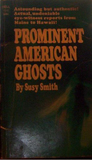 Prominent American Ghosts