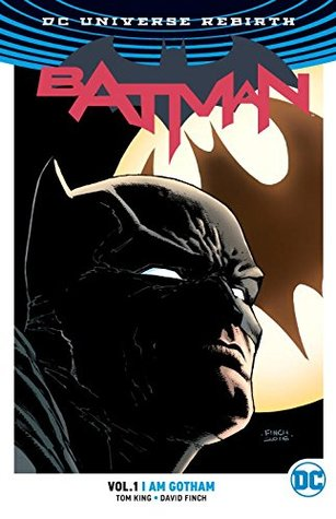 Batman, Volume 1: I Am Gotham