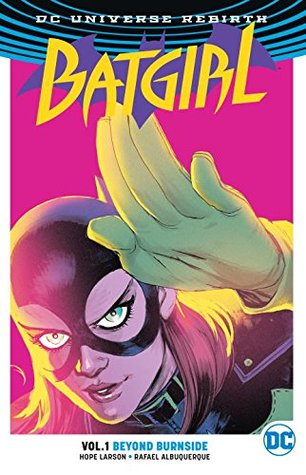 Batgirl cover Hope Larson