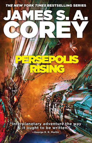 Persepolis Rising (The Expanse, #7)