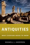 Antiquities: What...