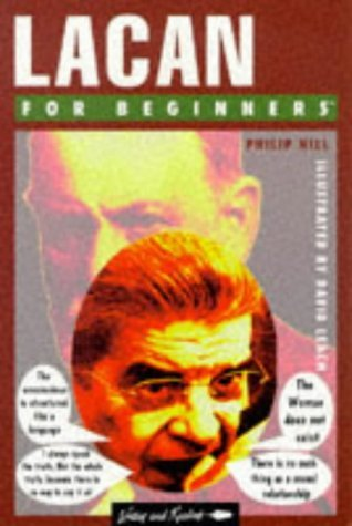 Lacan for Beginners (Writers & Readers Documentary Comic Book)