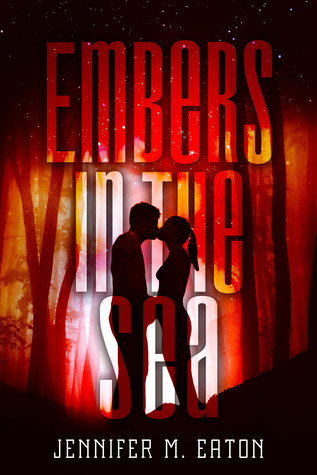 Embers in the Sea (Fire in the Woods, #3)