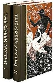 The Greek Myths, Vols. I and II by Robert Graves