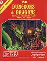 Dungeons and Dragons Basic Rules by Tom Moldvay