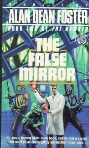 The False Mirror (The Damned #2)
