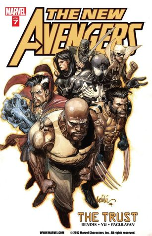 The New Avengers, Volume 7 by Brian Michael Bendis