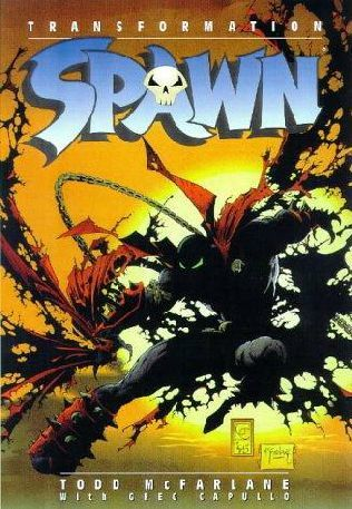 Spawn 7: Transformation (Spawn (UK) #7)