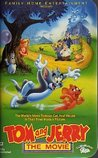 Tom and Jerry the Movie [VHS]