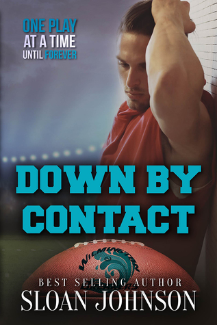 Down By Contact (Wilmington Breakers, #1)