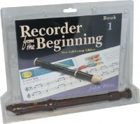 Pitts Recorder from the Beginning Pupils