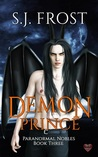 Demon Prince (Paranormal Nobles, #3)
