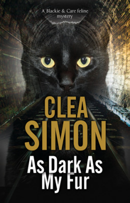 As Dark as My Fur by Clea Simon