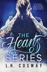 The Hearts Series (Hearts, #1-2,3-4,5.75)