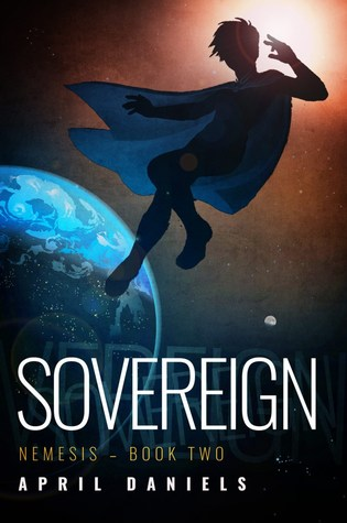 Sovereign (Nemesis, #2) cover image