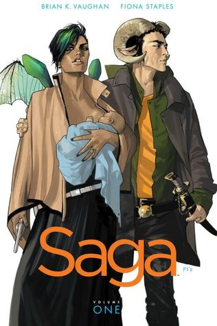 Saga, Vol. 1 by Brian K. Vaughan