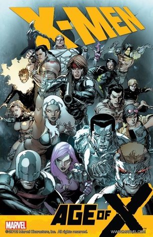 X-Men by Mike Carey