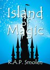 Island of Magic: The Adventures of the Power Girls