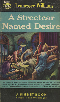 a review of tennessee williams play a streetcar named desire A streetcar named desire is a 1947 play written by american playwright  tennessee williams  theatre review aggregator curtain critic gave the  production a score of 61 out of 100 based on the opinions of 17 critics a  production at the.