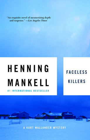 Faceless Killers by Henning Mankell