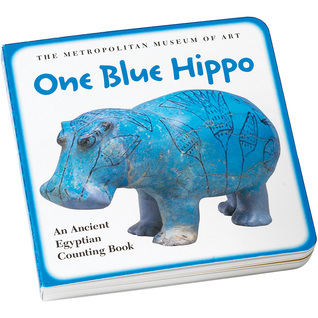 One Blue Hippo: An Ancient Egyptian Counting Book