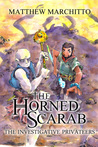 The Horned Scarab (The Investigative Privateers, #1)