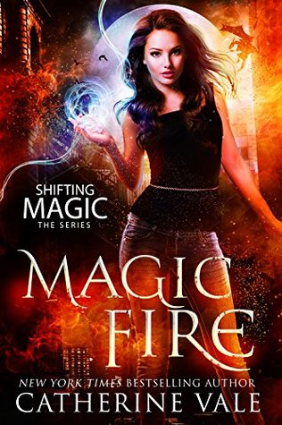 Magic Fire (Shifting Magic #1)