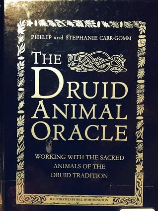 Druid Animal Oracle Deck & Book Set by Philip Carr-Gomm