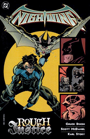 Nightwing: Rough Justice (Nightwing, Volume II #2)