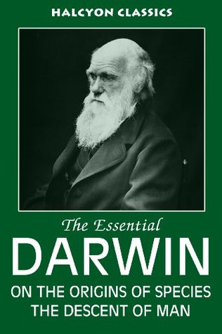 The Origin of Species / The Descent of Man by Charles Darwin