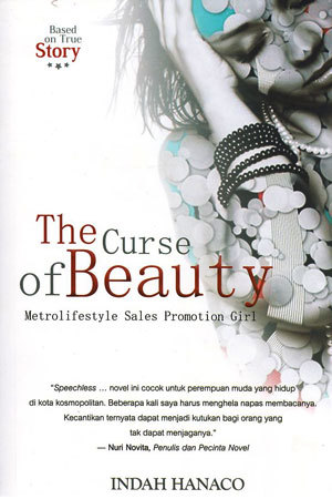 The Curse Of Beauty: Metrolifestyle Sales Promotion Girl