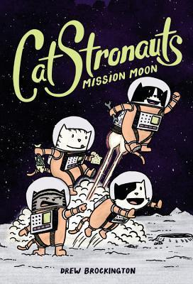 CatStronauts: Mission Moon